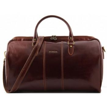 Дорожная сумка Tuscany Leather Lisbon TL10131 brown
