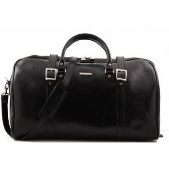 Дорожная сумка Tuscany Leather Berlin  - Большой размер TL1013 black
