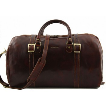 Дорожная сумка Tuscany Leather Berlin  - Большой размер TL1013 brown