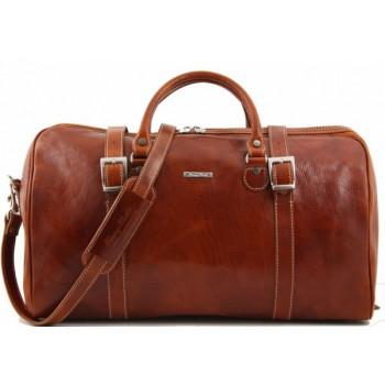 Дорожная сумка Tuscany Leather Berlin  - Большой размер TL1013 honey