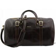 Дорожная сумка Tuscany Leather Berlin  - Большой размер TL1013 dark brown