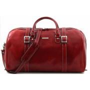 Дорожная сумка Tuscany Leather Berlin  - Большой размер TL1013 red
