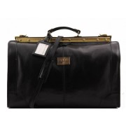 Саквояж Tuscany Leather Madrid - Малый размер TL1023 black