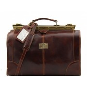Саквояж Tuscany Leather Madrid - Малый размер TL1023 brown