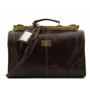 Саквояж Tuscany Leather Madrid - Малый размер TL1023 dark brown