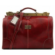 Саквояж Tuscany Leather Madrid - Малый размер TL1023 red