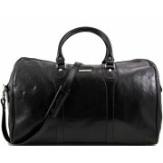 Дорожная сумка Tuscany Leather Oslo TL1044 black