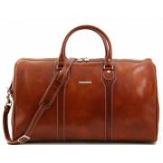 Дорожная сумка Tuscany Leather Oslo TL1044 honey