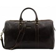 Дорожная сумка Tuscany Leather Oslo TL1044 dark brown
