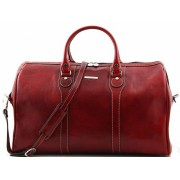 Дорожная сумка Tuscany Leather Oslo TL1044 red