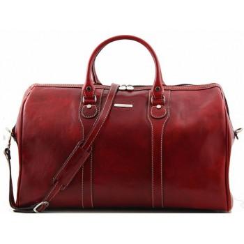 Дорожная сумка Tuscany Leather Oslo TL1044 red
