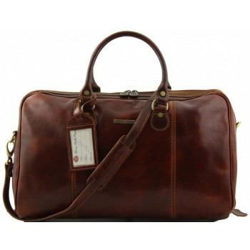 Дорожная сумка Tuscany Leather Paris TL1045 brown
