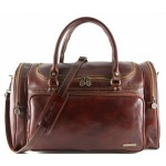 Дорожная сумка Tuscany Leather Prague TL1048 brown