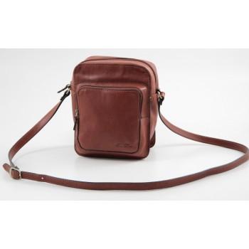 Мужская сумка Tuscany Leather Jerry TL140307 brown