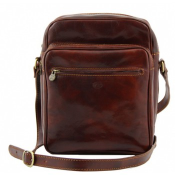 Мужская сумка Tuscany Leather Oscar TL140680 brown