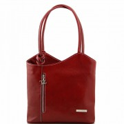 Сумка женская Tuscany Leather Patty TL140691 red