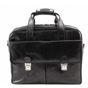 Сумка для ноутбука Tuscany Leather Reggio Emilia TL140889 black