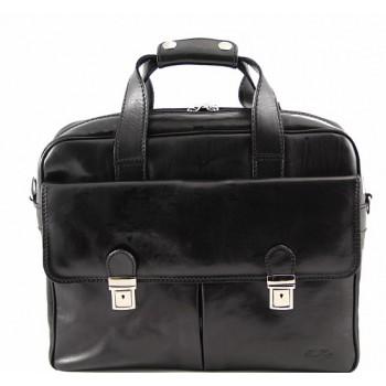 Сумка для ноутбука Tuscany Leather Reggio Emilia TL140889 black