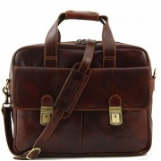 Сумка для ноутбука Tuscany Leather Reggio Emilia TL140889 brown