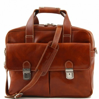Сумка для ноутбука Tuscany Leather Reggio Emilia TL140889 honey