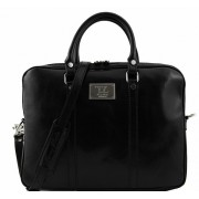 Сумка для ноутбука Tuscany Leather Prato TL141283 black