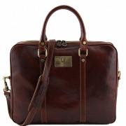 Сумка для ноутбука Tuscany Leather Prato TL141283 brown