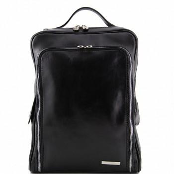 Рюкзак для ноутбука Tuscany Leather Bangkok TL141289 black
