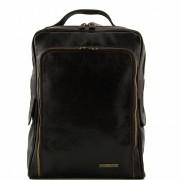 Рюкзак для ноутбука Tuscany Leather Bangkok TL141289 dark brown