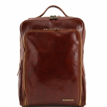 Рюкзак для ноутбука Tuscany Leather Bangkok TL141289 brown