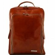 Рюкзак для ноутбука Tuscany Leather Bangkok TL141289 honey
