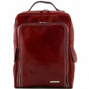 Рюкзак для ноутбука Tuscany Leather Bangkok TL141289 red