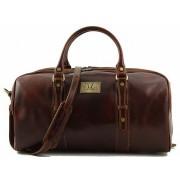 Дорожная сумка Tuscany Leather Francoforte TL140935 brown