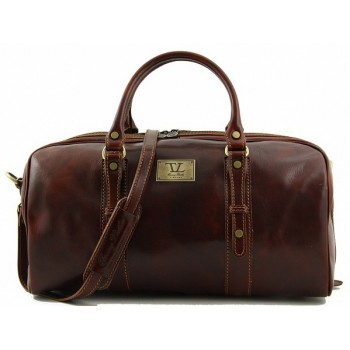 Дорожная сумка Tuscany Leather Francoforte TL140935 brown