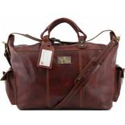 Дорожная сумка Tuscany Leather Porto TL140938 brown