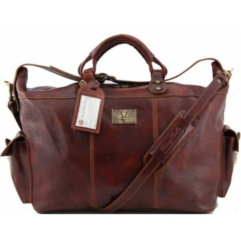 Дорожная сумка Tuscany Leather Porto TL140938 brown
