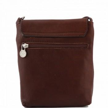 Сумка унисекс Tuscany Leather Sasha TL140940 brown