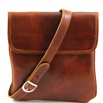 Мужская сумка Tuscany Leather Joe TL140987 honey