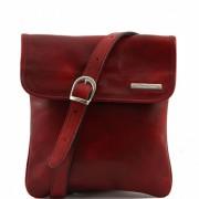 Мужская сумка Tuscany Leather Joe TL140987 red