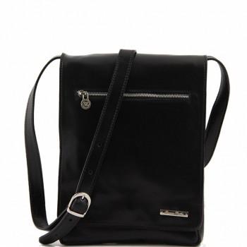 Мужская сумка Tuscany Leather Fabio TL141005 black