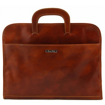 Портфель для документов Tuscany Leather Sorrento TL141022 honey