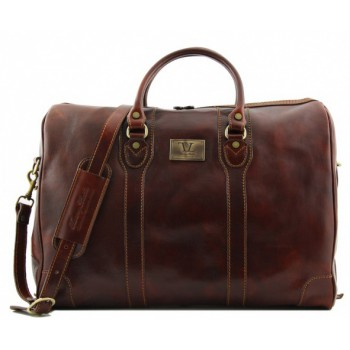 Дорожная сумка Tuscany Leather Luxembourg TL141024 brown