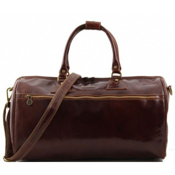 Дорожная сумка Tuscany Leather Edimburgo TL141040 brown