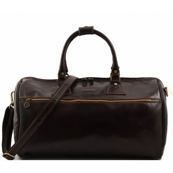 Дорожная сумка Tuscany Leather Edimburgo TL141040 dark brown