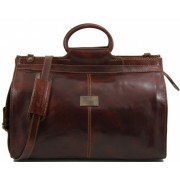 Дорожная сумка Tuscany Leather Bratislava TL141041 brown