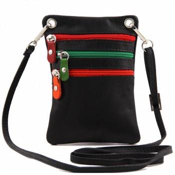 Мужская сумка Tuscany Leather Mini TL141094 black