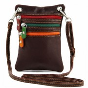 Мужская сумка Tuscany Leather Mini TL141094 brown