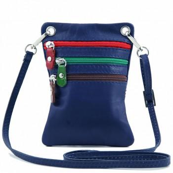 Мужская сумка Tuscany Leather Mini TL141094 deep blue