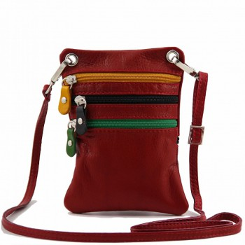 Мужская сумка Tuscany Leather Mini TL141094 red