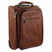 Чемодан Tuscany Leather Boston TL141138 brown