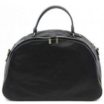 Спортивная сумка Tuscany Leather Sporty Leather TL141149 black